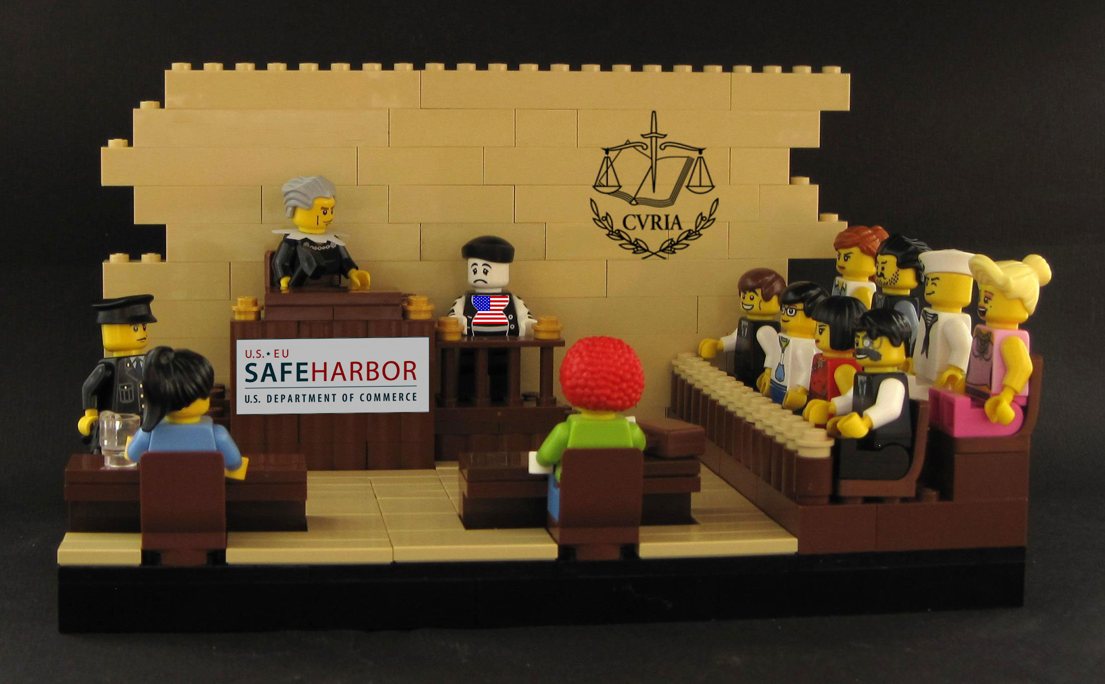 News safe harbor